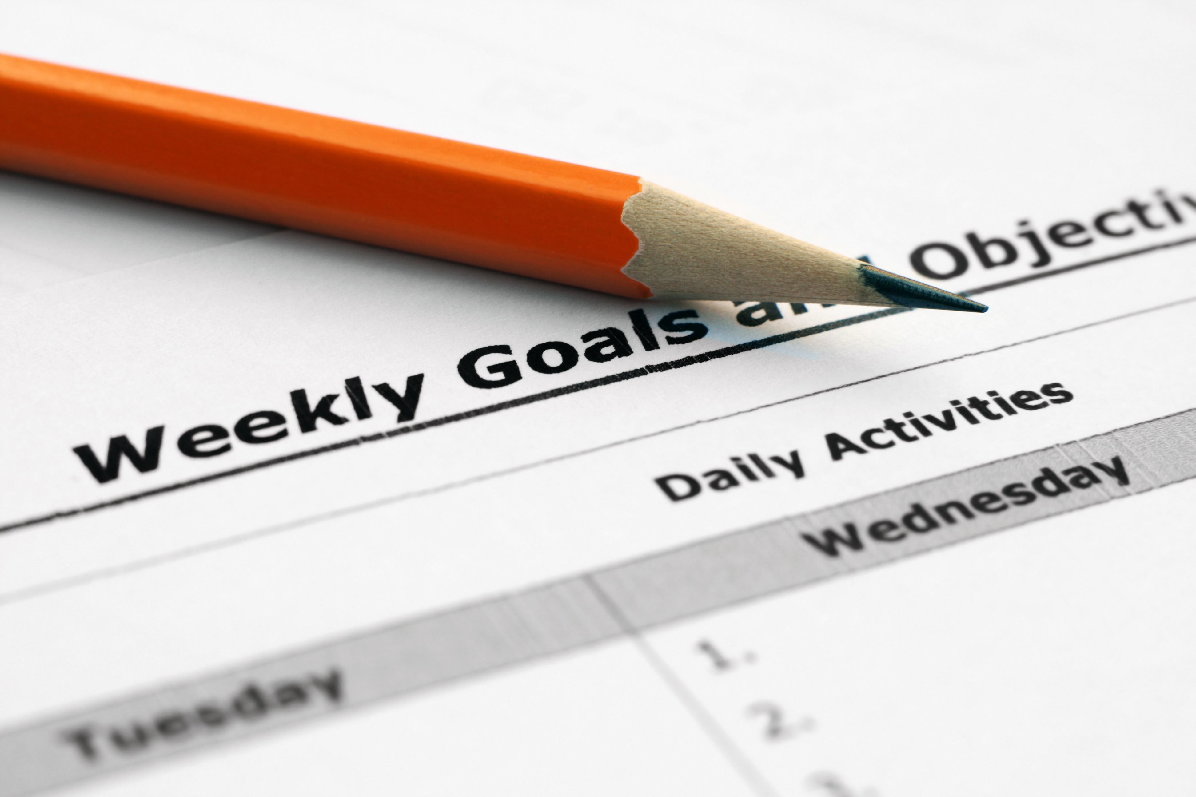 weekly-goals